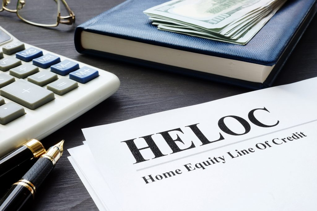 home equity line of credit lenders